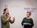 Smart Hero Award 2016 Berlin