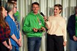Janine Steeger Jugendpreis Spitze Nadel